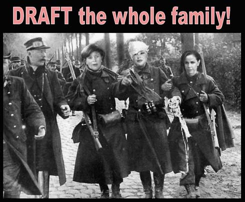Draft the Whole family
