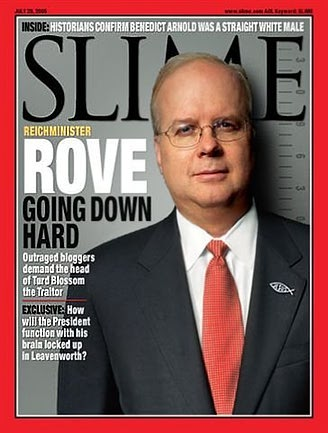 Rove on cover of Slime