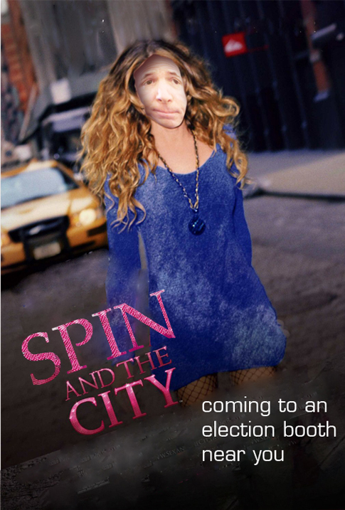 Spin and the City