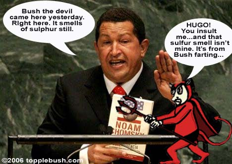 Chavez at the UN