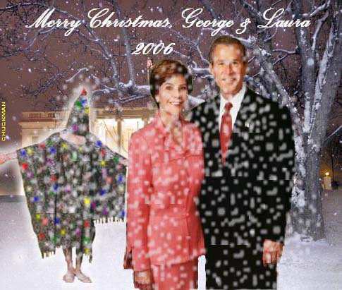 Merry Christmas from the Bush family