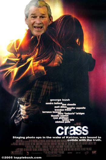 Crass Movie Poster