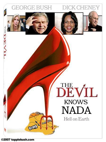 The Devil Knows NADA