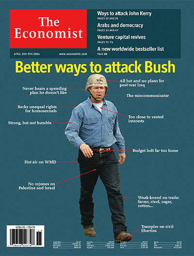 Better ways to attack Bush