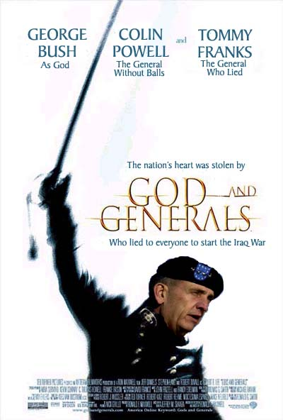 God and Generals