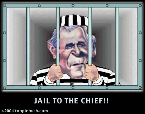 Jail to the Chief
