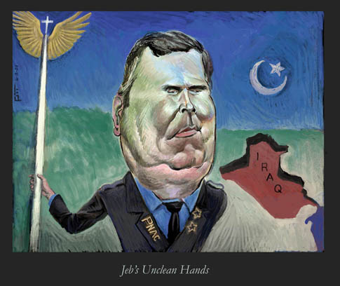 Jeb's Unclean Hands