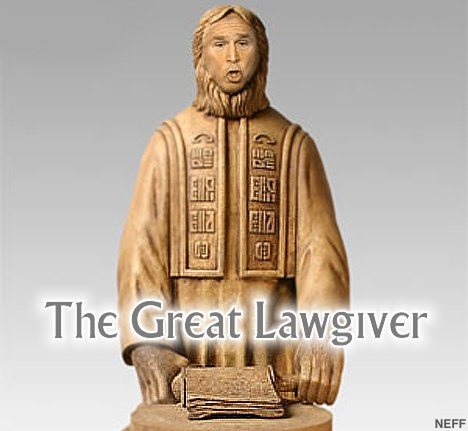 The Great Law Giver