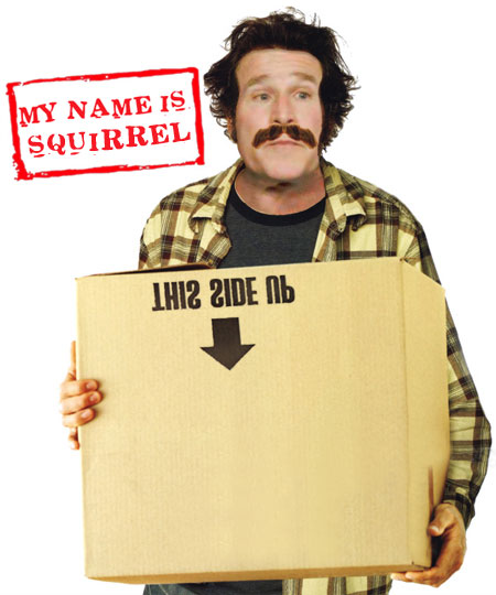 My name is squirrel