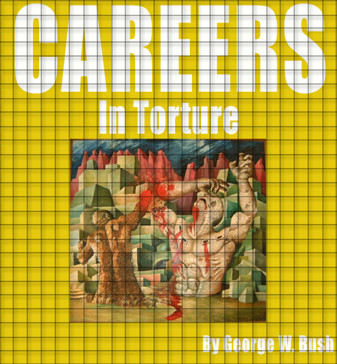 Careers in Torture book
