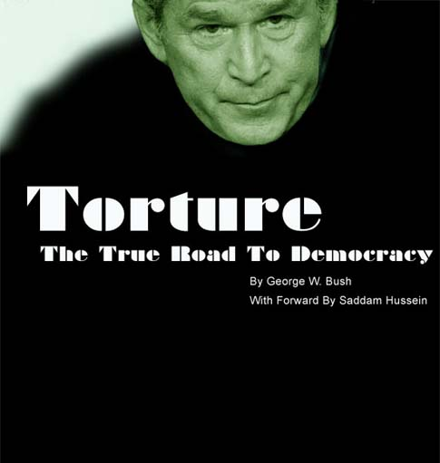 Torture the True road to democracy book cover