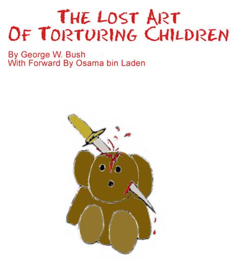 Torturing children book cover