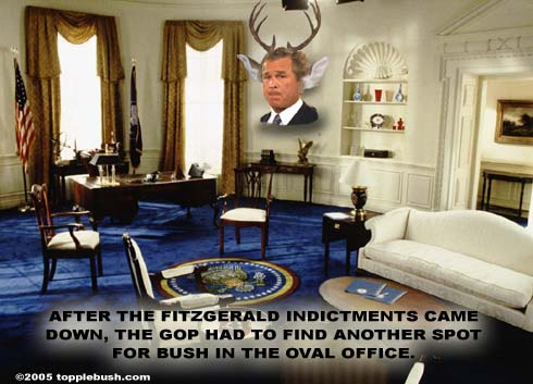 Oval Office Mount