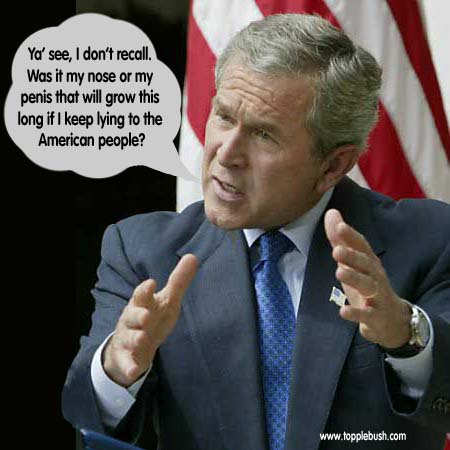 Bush the Liar
