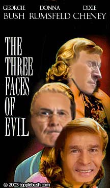 Three Faces of Evil