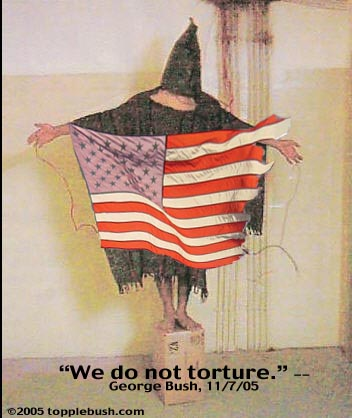 We Don't Torture