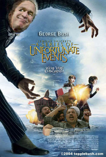 Unfortunate Events - Movie Poster
