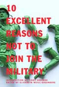 10 excellent reasons not to join the military book