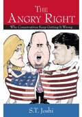 The angry right book