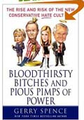 Bloodthirty Bitches and Pious Pimps of Power book