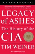 Legacy of Ashes book