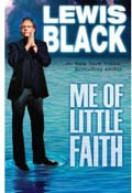 Me of little faith book