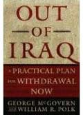 Out of Iraq book