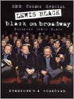 Lewis Black Back on Broadway